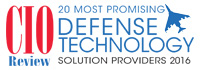 Top 20 Defense Technology Solution Companies - 2016