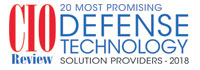 Top 20 Defense Technology Solution Companies - 2018