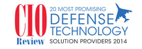 Top 20 Defense Technology Solution Companies - 2014